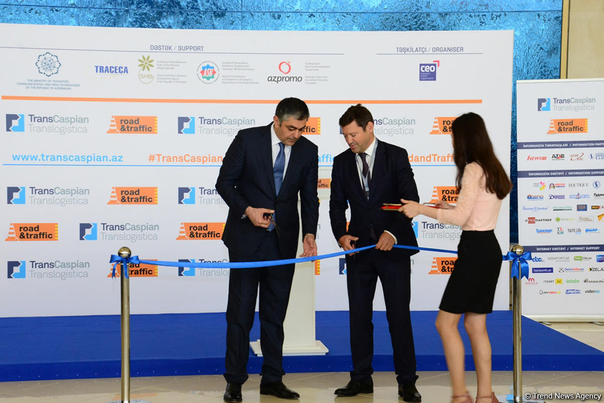 Azerbaijani minister: transport sector to continue rapid growth (PHOTO)