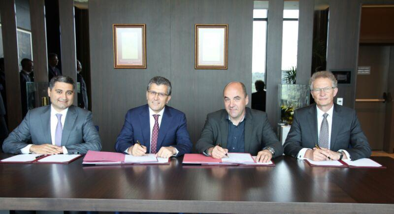 Bursagaz and Kayserigaz acquisition by SOCAR Turkey completed (PHOTO)