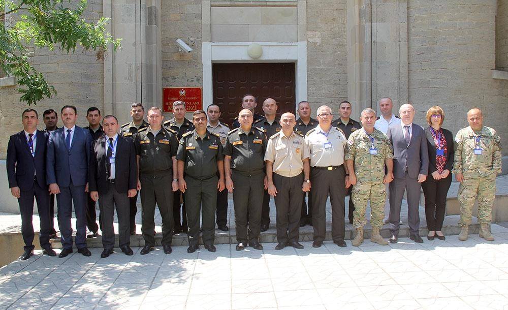 """Eternity-2019"" Exercises Planning Conference held in Baku (PHOTO)"