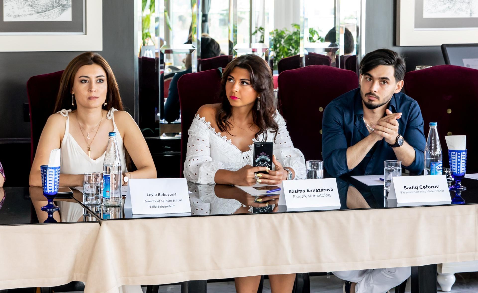 Определились участники финальной стадии Miss&Mister Planet of Azerbaijan 2019 (ФОТО)