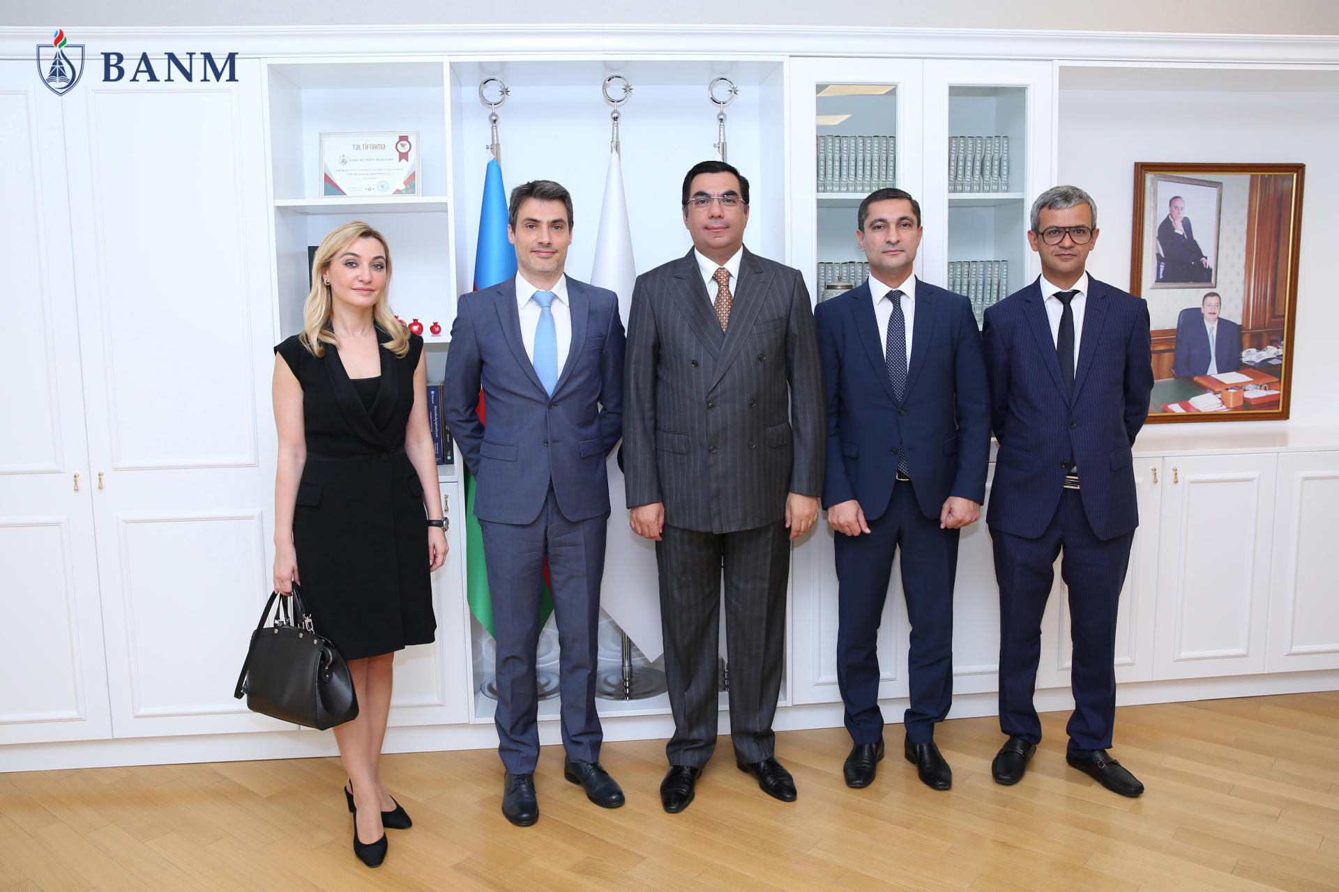Baku Higher Oil School students will undertake training to improve their professional qualifications (PHOTO)