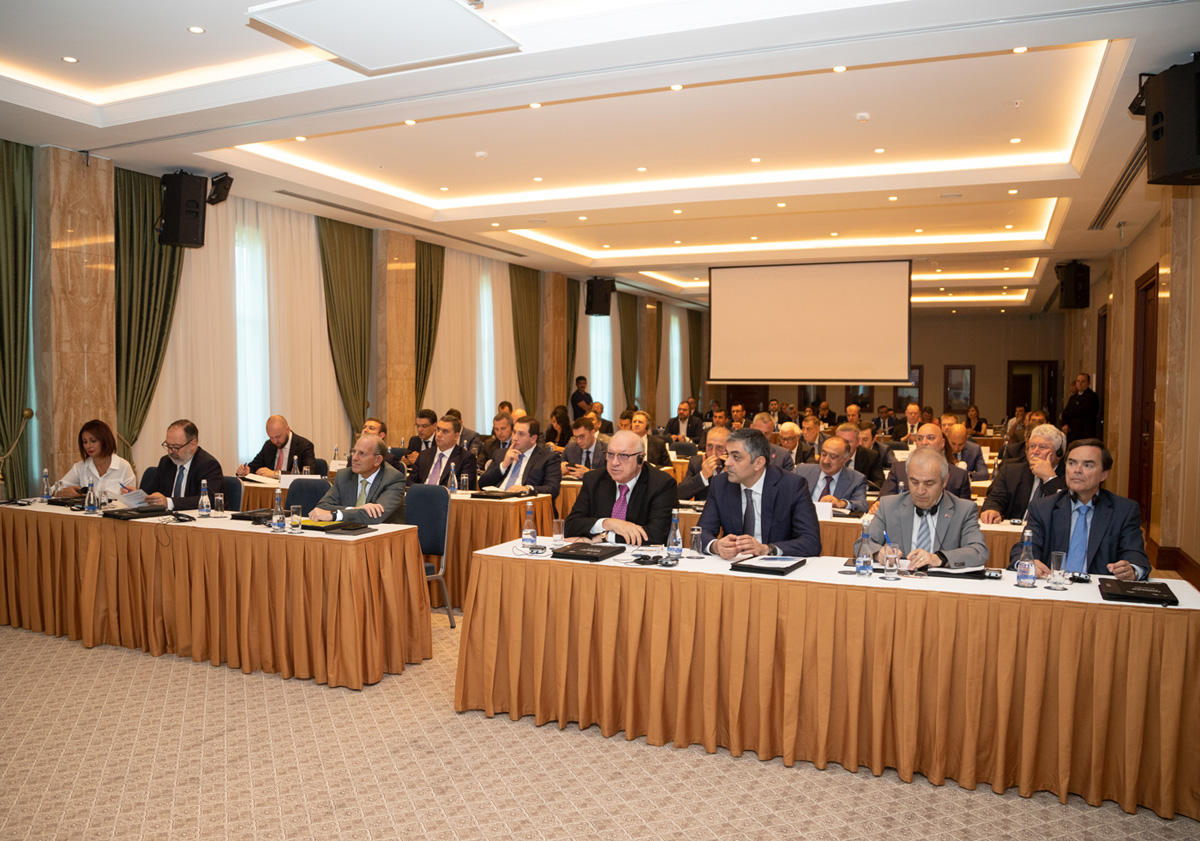 "AZAL, IATA hold int'l event ""Aviation Day Azerbaijan"" in Baku (PHOTO)"