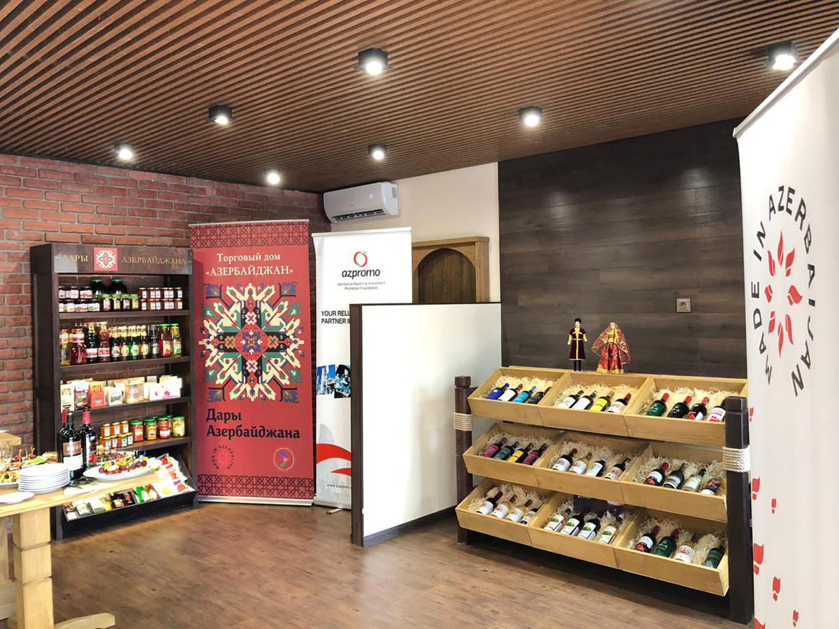 Another Azerbaijani wine house opens in Russia (PHOTO)