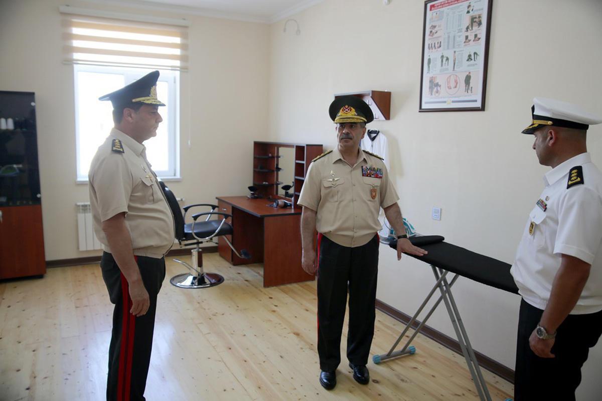 В Азербайджане открыт новый объект инфраструктуры ВМС (ФОТО/ВИДЕО)