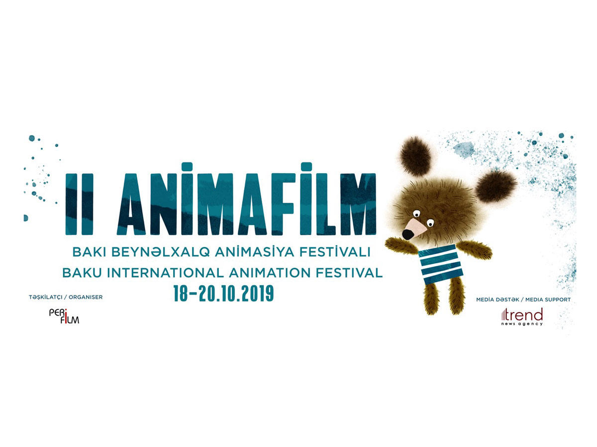 Czech bears decorate poster of second festival animafilm