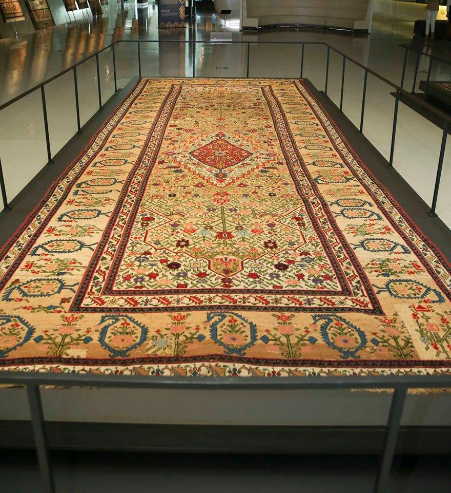 Armenians attempt to appropriate Azerbaijani carpets on display at Louvre Museum (PHOTO)