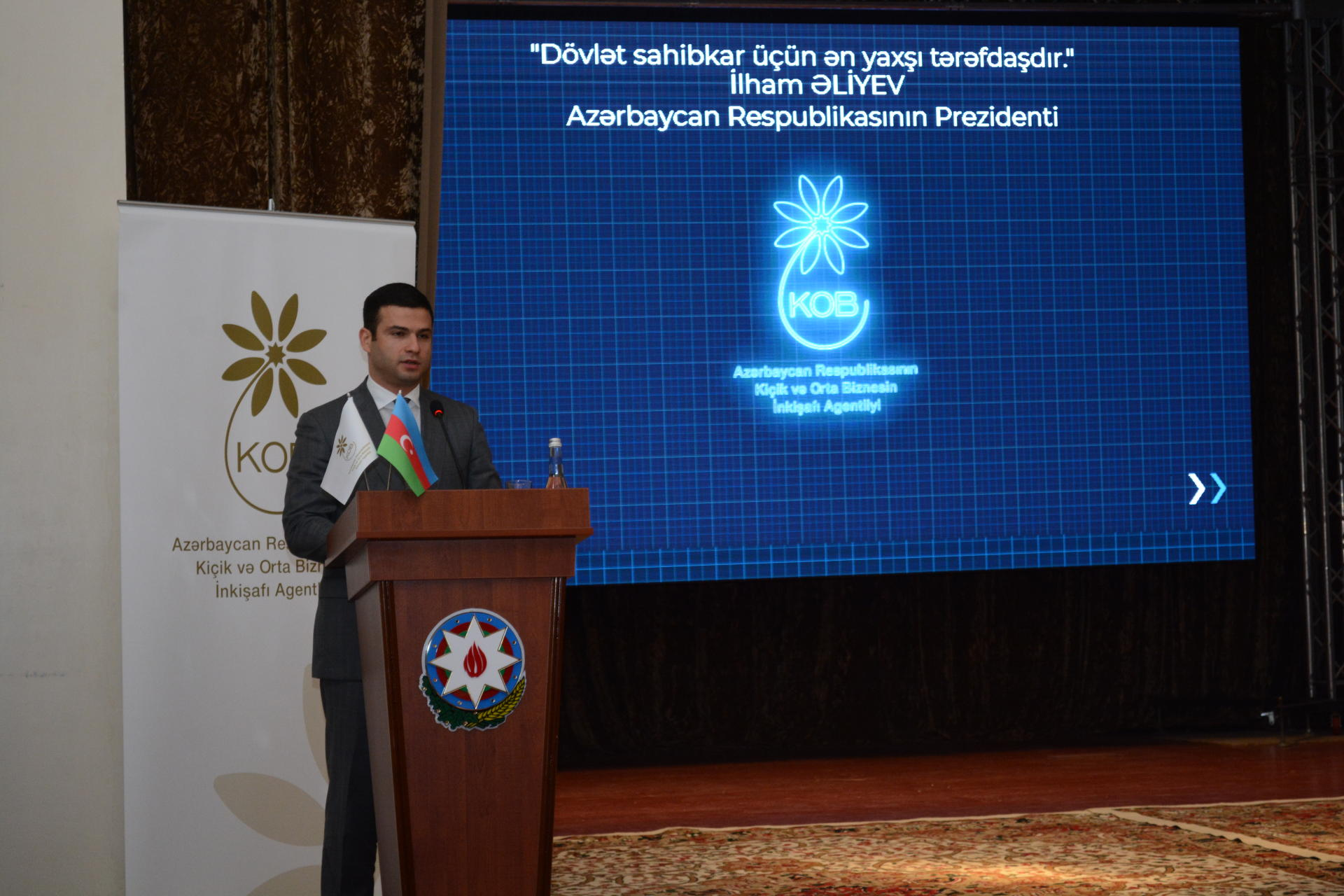 """New """"Friend of Small and Medium-Sized Enterprises"""" office opens in Azerbaijan (PHOTO)"""