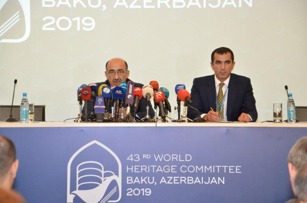 Minister: 29 nominations entered UNESCO World Heritage List at Baku