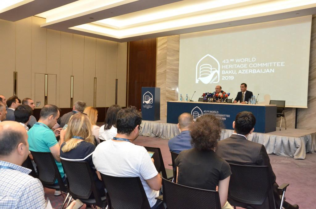Minister: 29 nominations entered UNESCO World Heritage List at Baku session (PHOTO)