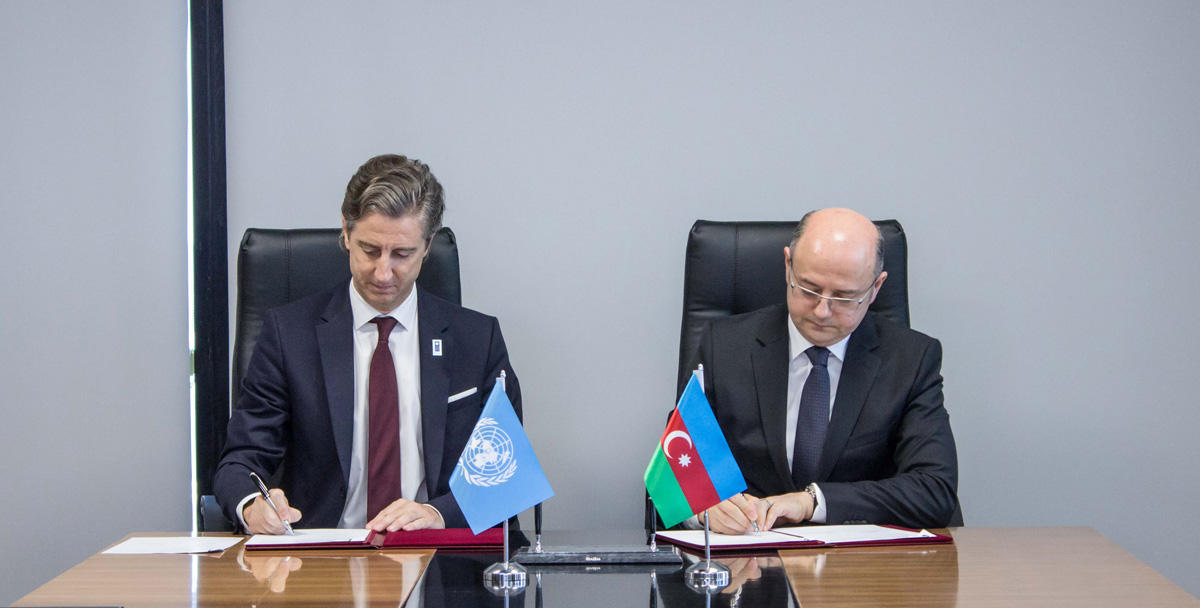 Azerbaijani Energy Ministry, UNDP eye to jointly promote reforms in energy sphere (PHOTO)