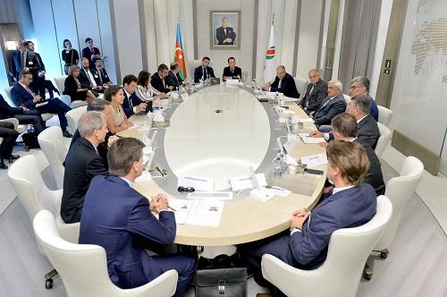 France inviting Azerbaijani companies to actively co-op in agriculture, new technologies (PHOTO)