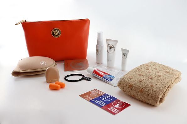 Turkish Airlines keeps providing privileged flight experience for its guests with its new travel sets (PHOTO)