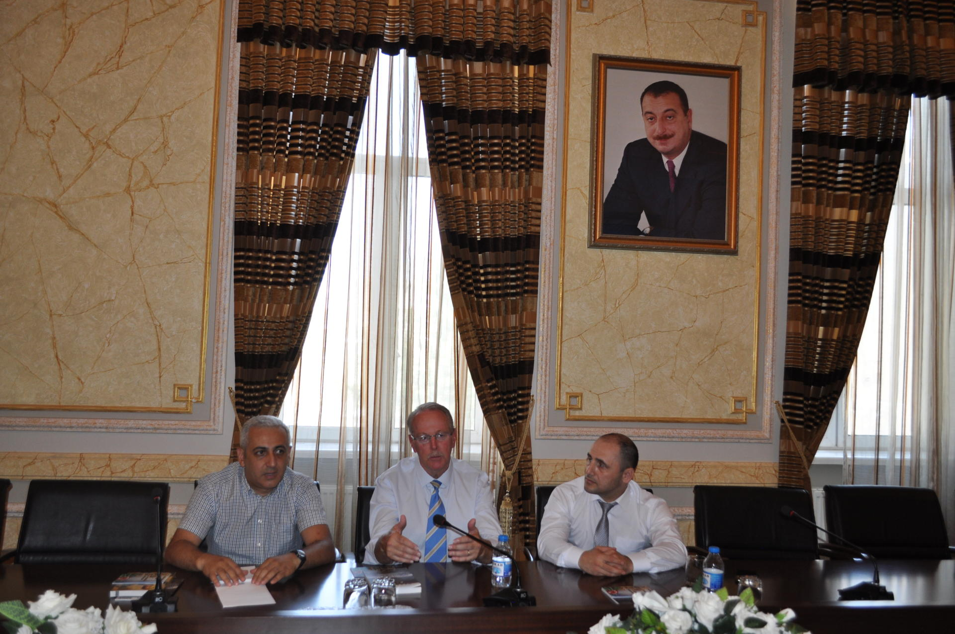 US pastor: Azerbaijan promoting multiculturalism values in world (PHOTO)