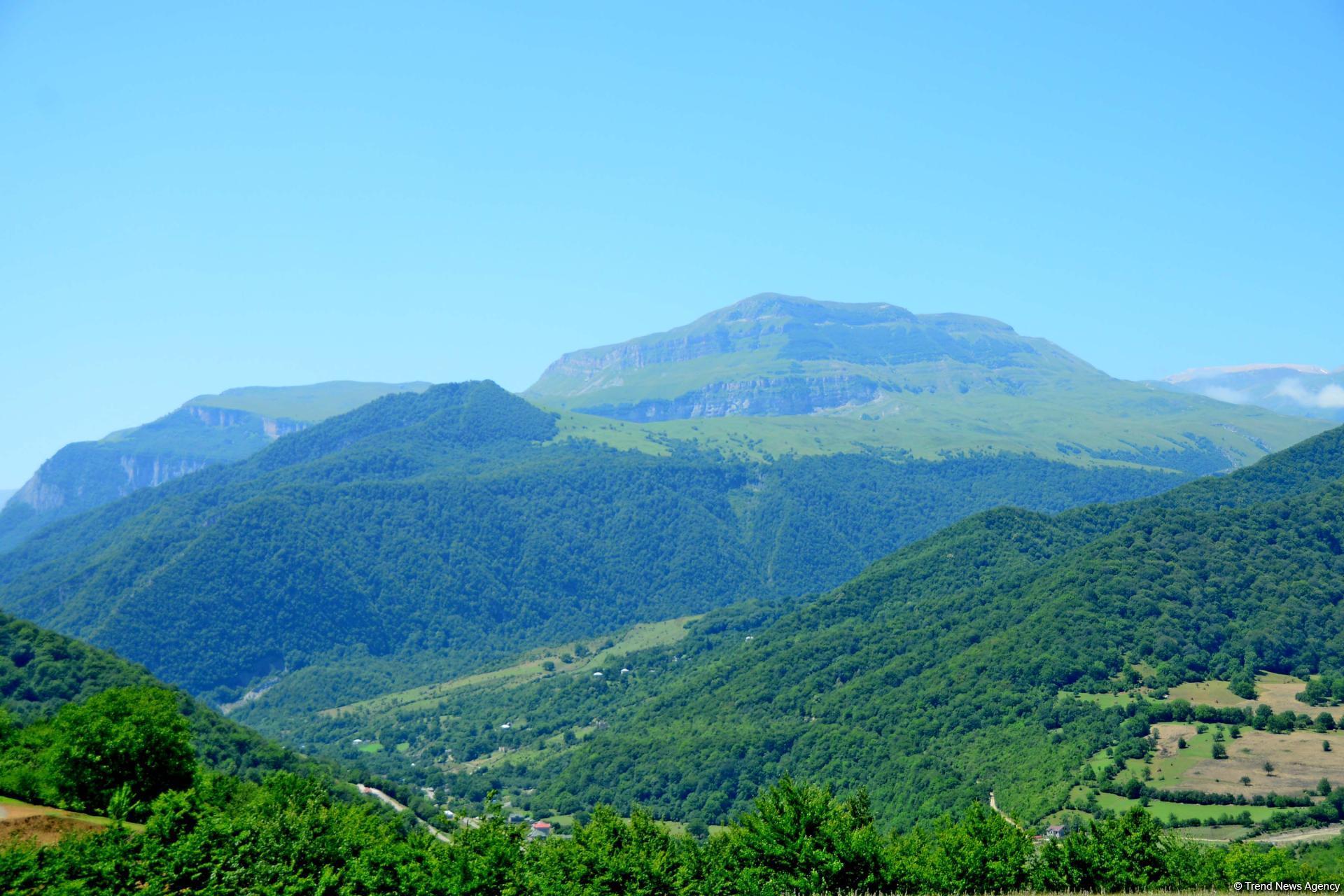 Гымылгазма - Путешествие по Азербайджану (ФОТО)