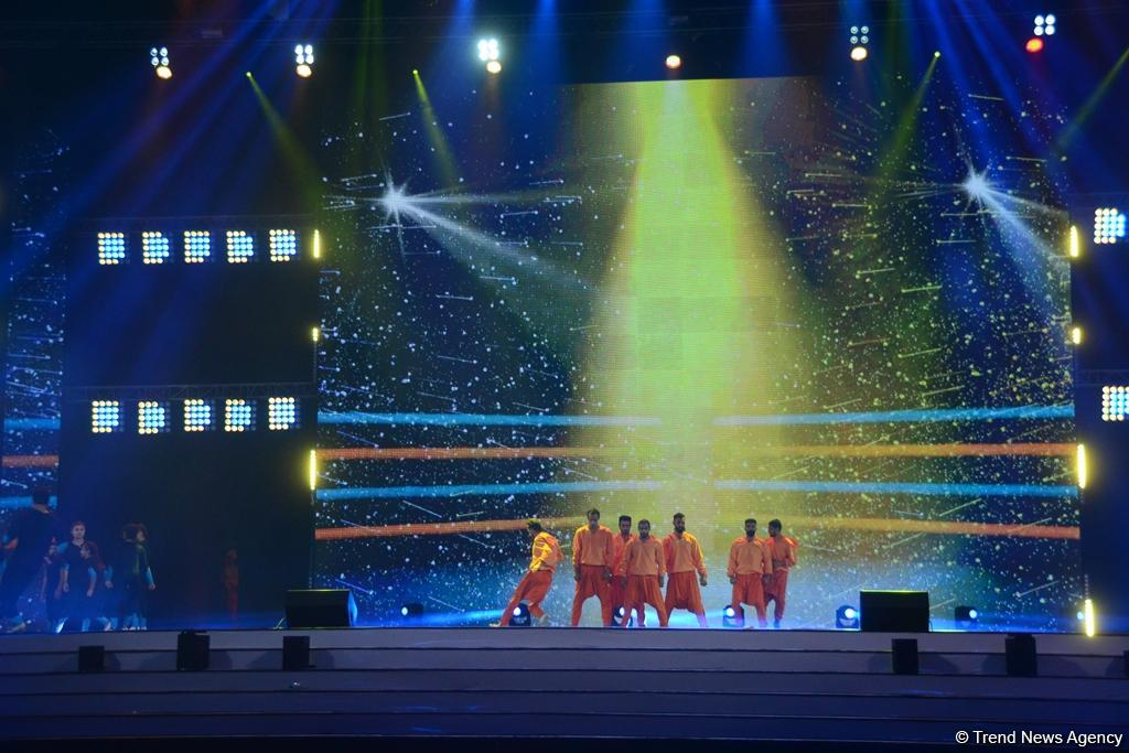 Enchanting opening ceremony of XV Summer European Youth Olympic Festival in Baku (PHOTOS)