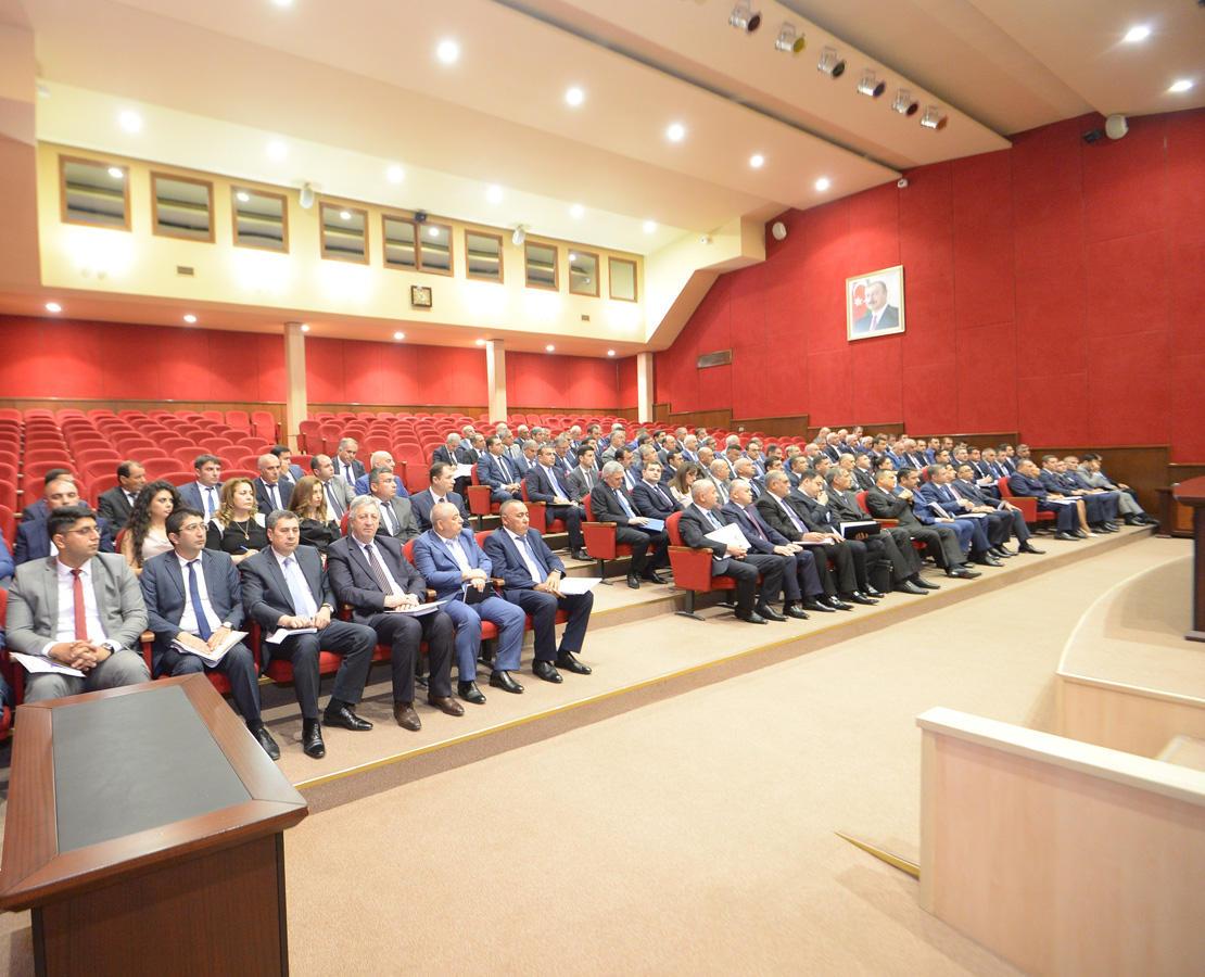 В текущем году в Азербайджане зарегистрировано более 110 тыс объектов недвижимости (ФОТО)
