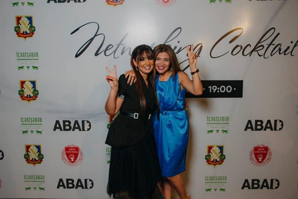 Успешный бизнес и искусство - Networking Cocktail в Баку (ФОТО)