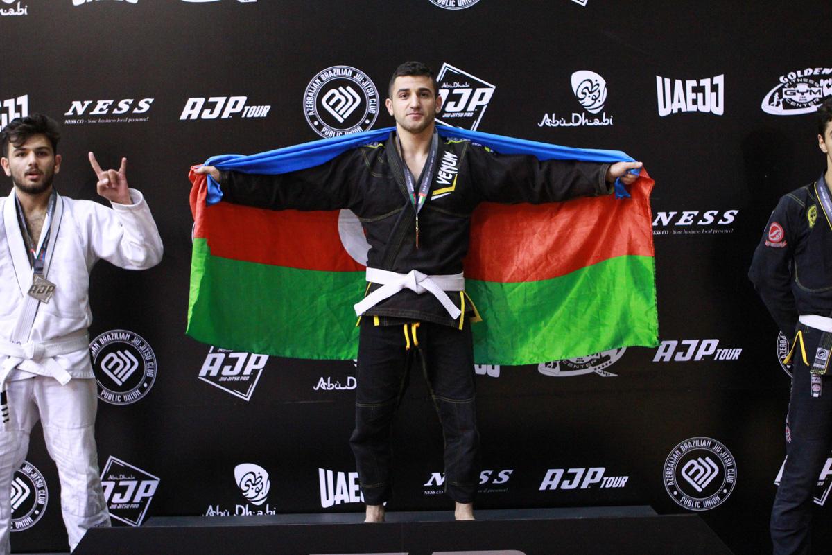 В Азербайджане прошел турнир по бразильскому джиу-джитсу (ФОТО)