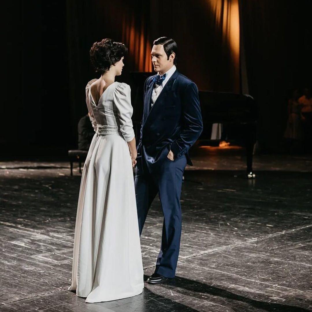 """Сериал """"Магомаев"""" будет представлен на российском фестивале (ФОТО)"""