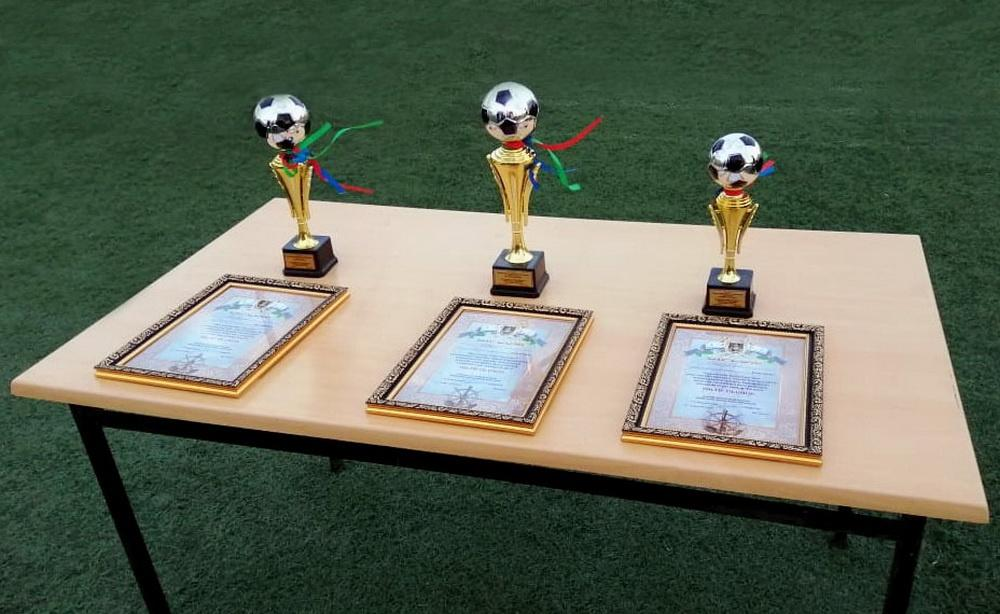 "Mini-football tournament held among participants of ""Sea Cup - 2019"" contest"