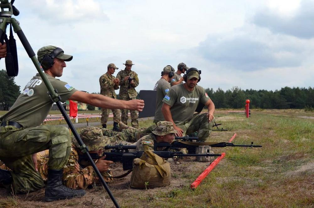 """Fourth stage of """"Sniper Frontier"""" contest held (PHOTO)"""