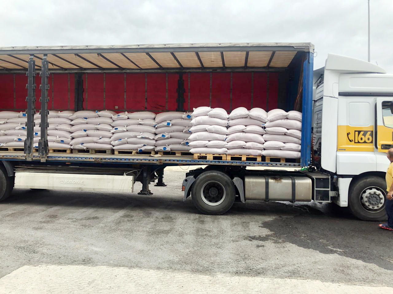 New plants of Azerbaijani State Seed Fund process 1,000 tons of seeds (PHOTO)