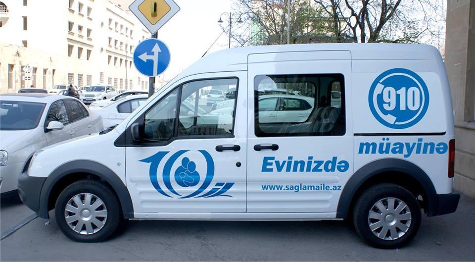Evinizdə müayinə (FOTO)