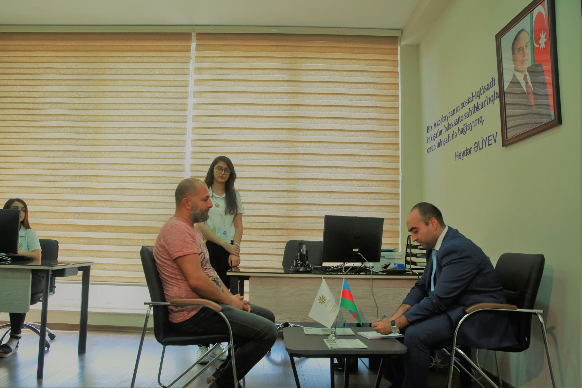 Another Friend of SMEs opens in Baku (PHOTO)