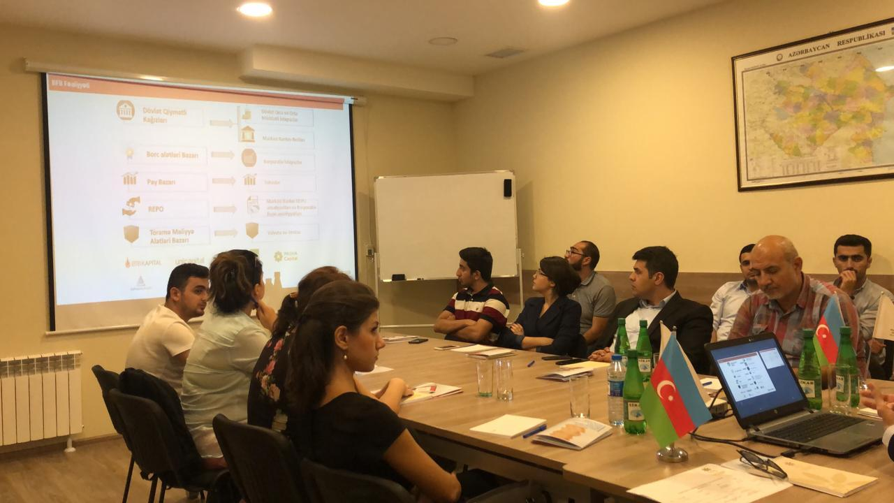 Azerbaijan continues trainings for SME entities (PHOTO)