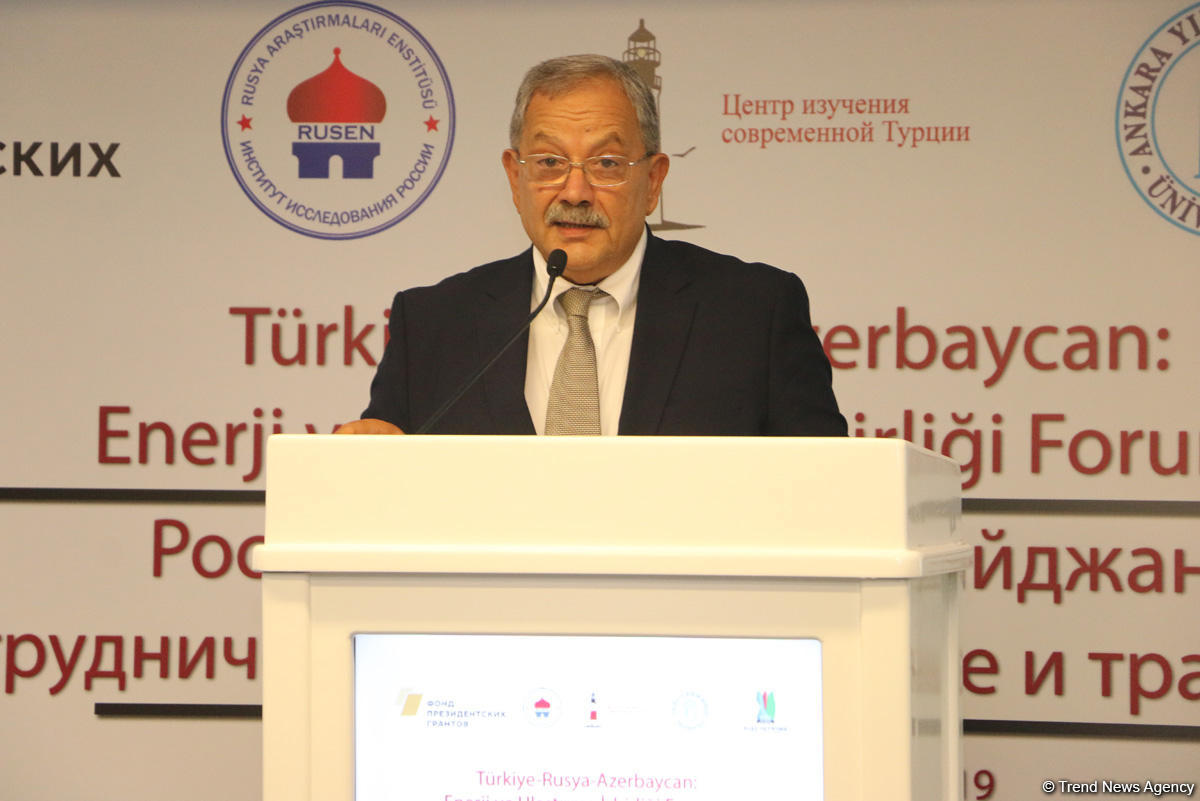 Baku's foreign policy expands prospects for interaction among think tanks of Azerbaijan, Russia, Turkey (PHOTO)