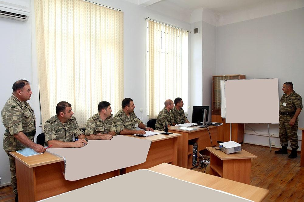 Command and Staff Exercise is conducted at Center for War Games (PHOTO/VIDEO)