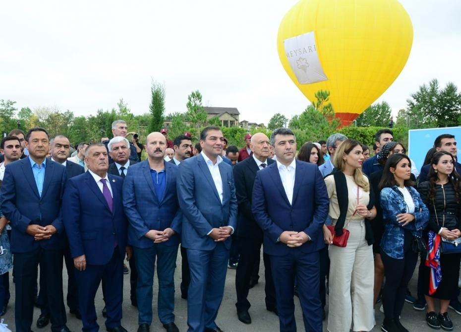 First Grape and Wine Festival opens in Azerbaijan's Shamakhi district (PHOTO)