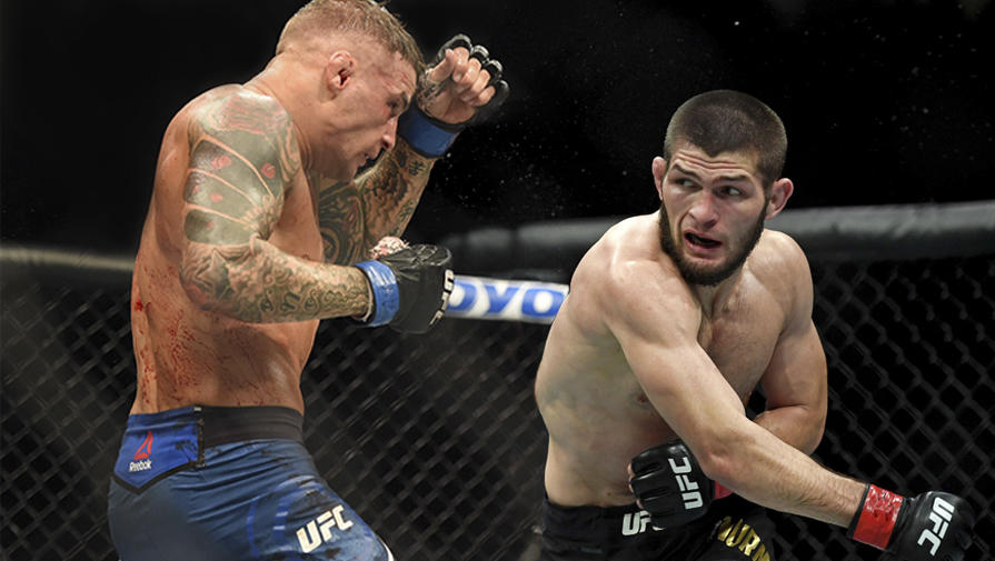 Russian MMA Fighter Nurmagomedov claims victory against