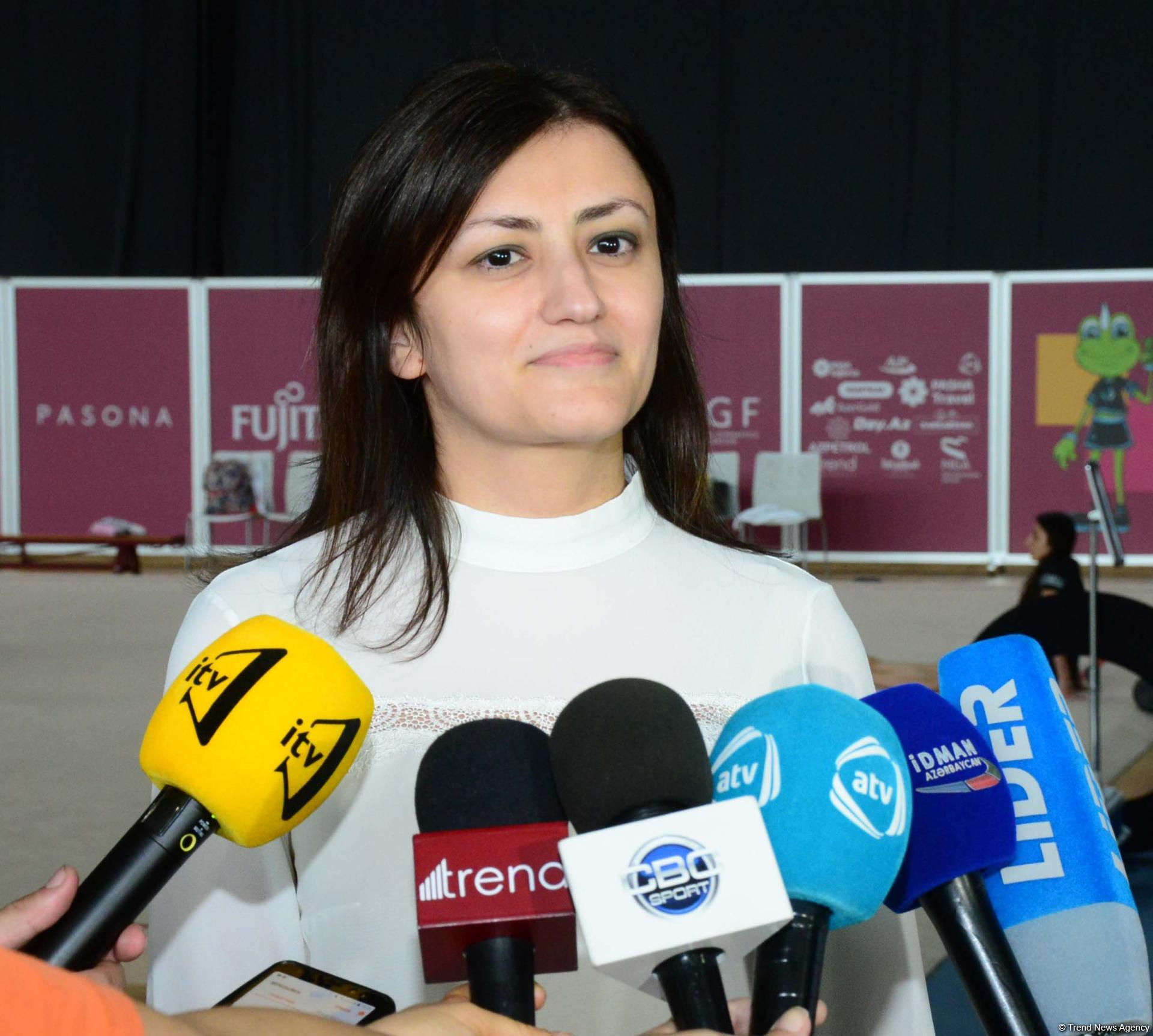 Azerbaijan Gymnastics Federation ready to host 37th FIG Rhythmic Gymnastics World Championships (PHOTO)