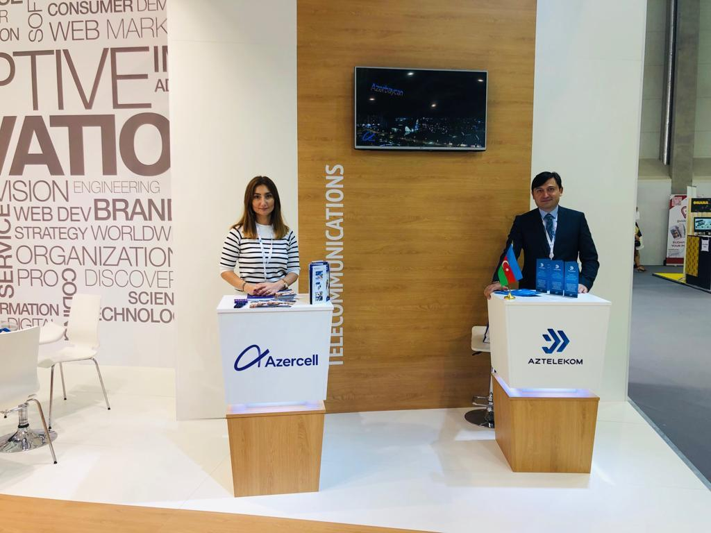Azerbaijan demonstrates its innovative achievements at international exhibition in Hungary (PHOTO)