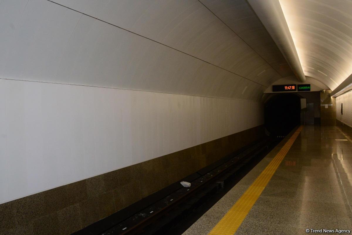 """""""Xətai"""" stansiyası istifadəyə verildi (YENİLƏNİB) (FOTO)"""
