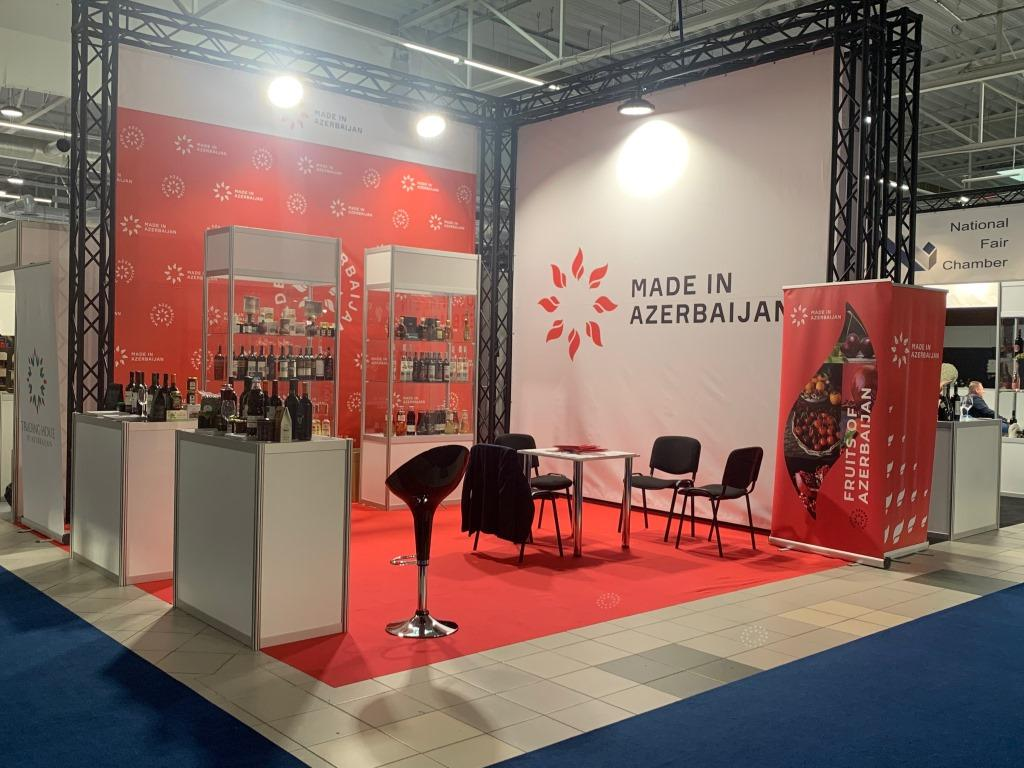 Food, alcoholic beverages from Azerbaijan showcased in Poland (PHOTO)