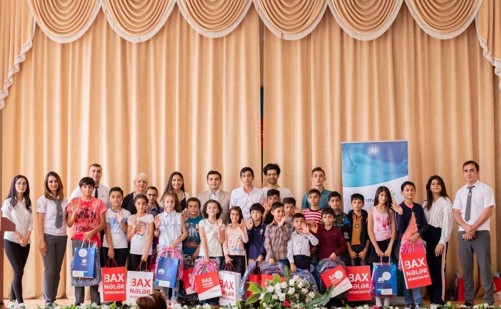 Bakcell and ASAN Volunteers continue bringing joy to children (PHOTO)