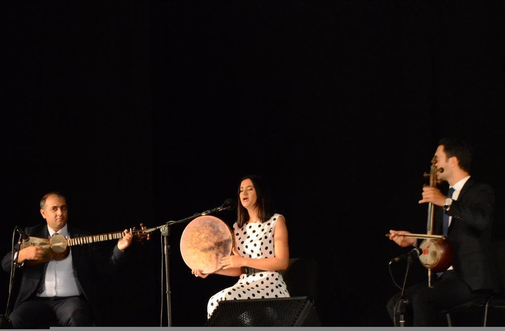 В Баку прошел концерт в честь Дня национальной музыки (ФОТО)