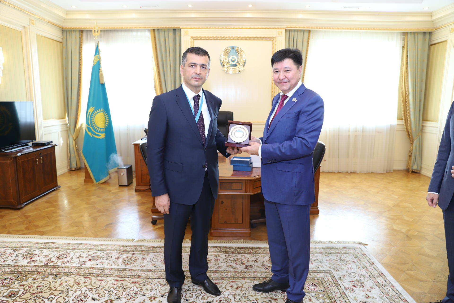 Meetings of 2 influential int'l judicial associations in Kazakhstan (PHOTO)