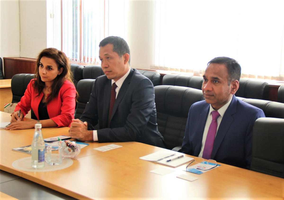Indian entrepreneurs exploring investment opportunities in Azerbaijan (PHOTO)