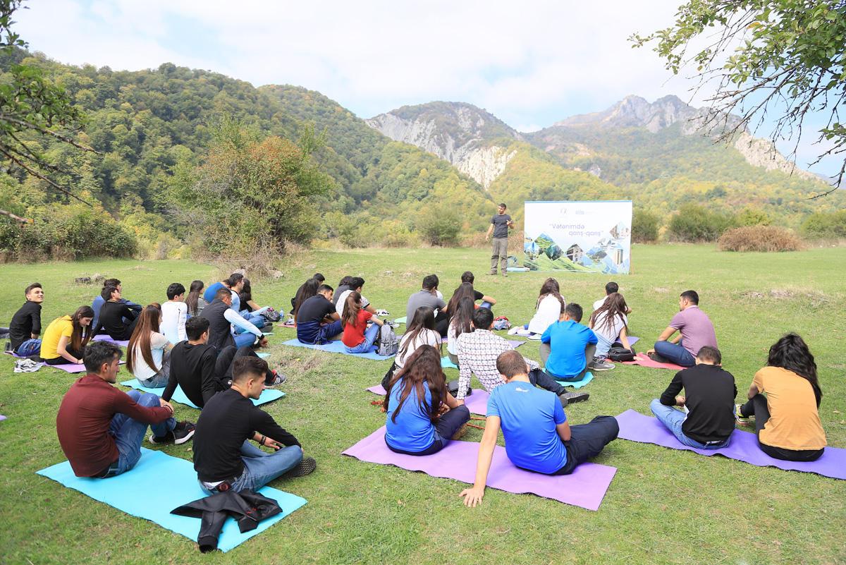 RİİB macəra turizminin inkişafı ilə bağlı yeni layihəyə start verib (FOTO)