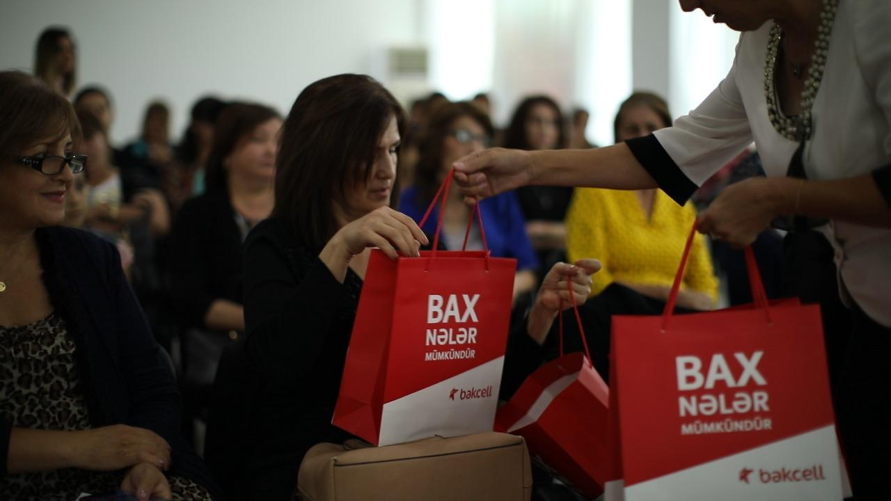 Bakcell contributes to growth of employment rate among women (PHOTO)