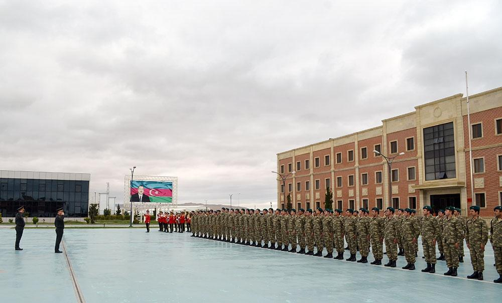 Azerbaijani servicemen return to Baku after Saber Junction - 19 exercises (PHOTO)