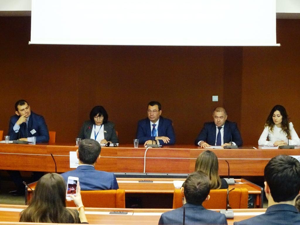 В Совете Европы прошло мероприятие, посвященное 100-летию предоставления избирательного права женщинам в Азербайджане
