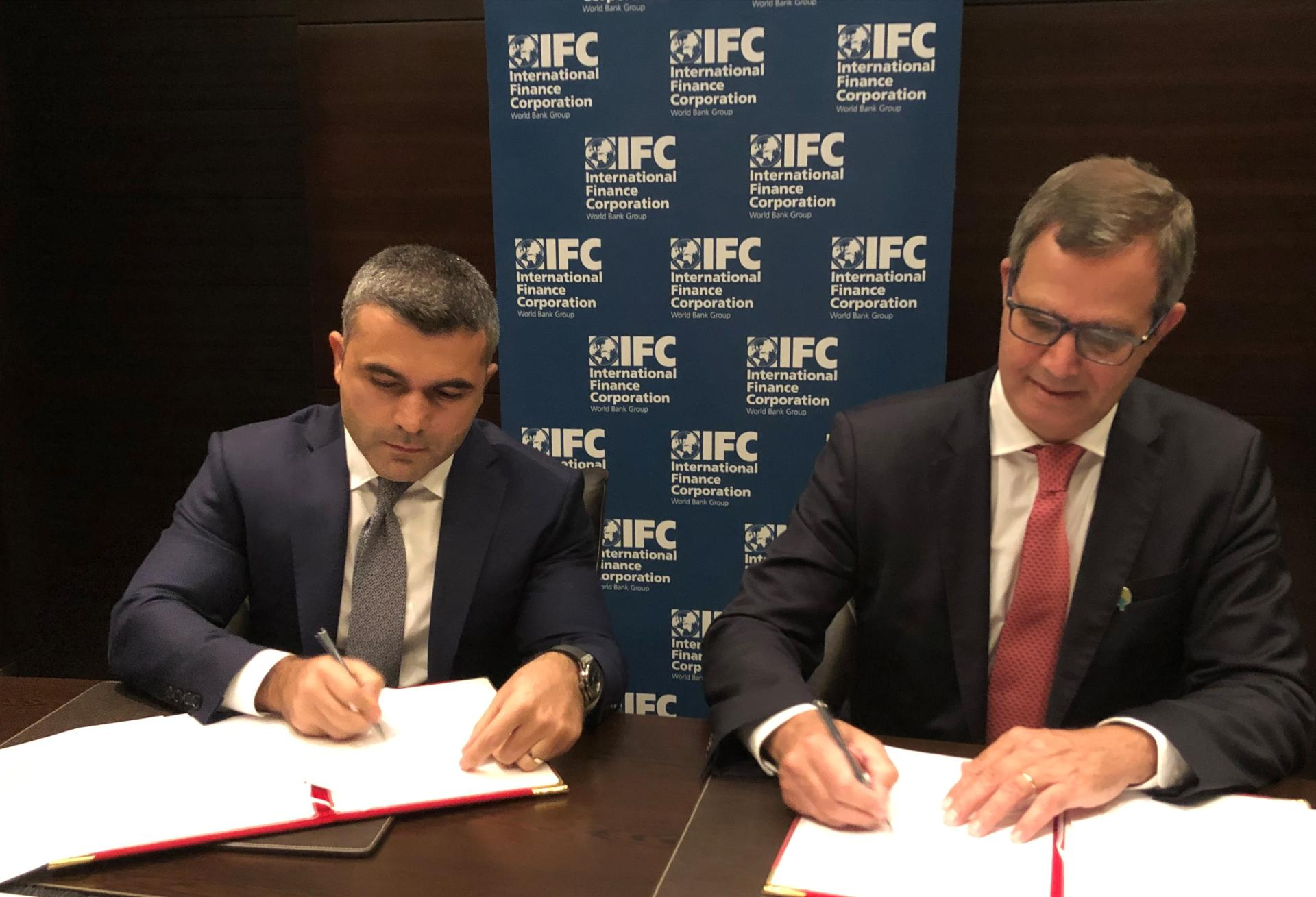 IFC helps Azerbaijan's Bank Respublika manage currency risk and expand access to finance