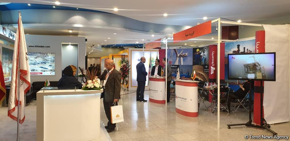 5th Iranian Petroleum & Energy Club Congress and Exhibition starts in Tehran (PHOTO)
