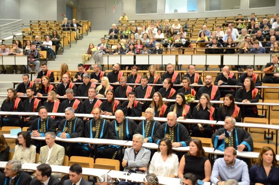 UNEC had its first Graduation Day in Greece (PHOTO)