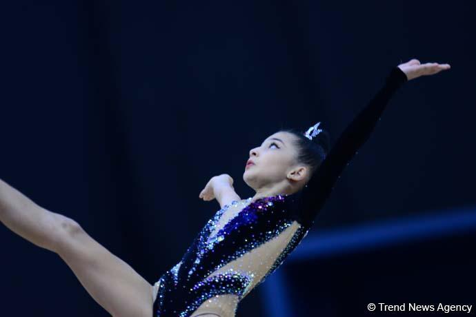 26th Azerbaijan and Baku Rhythmic Gymnastics Championships kicks off in Baku (PHOTO)