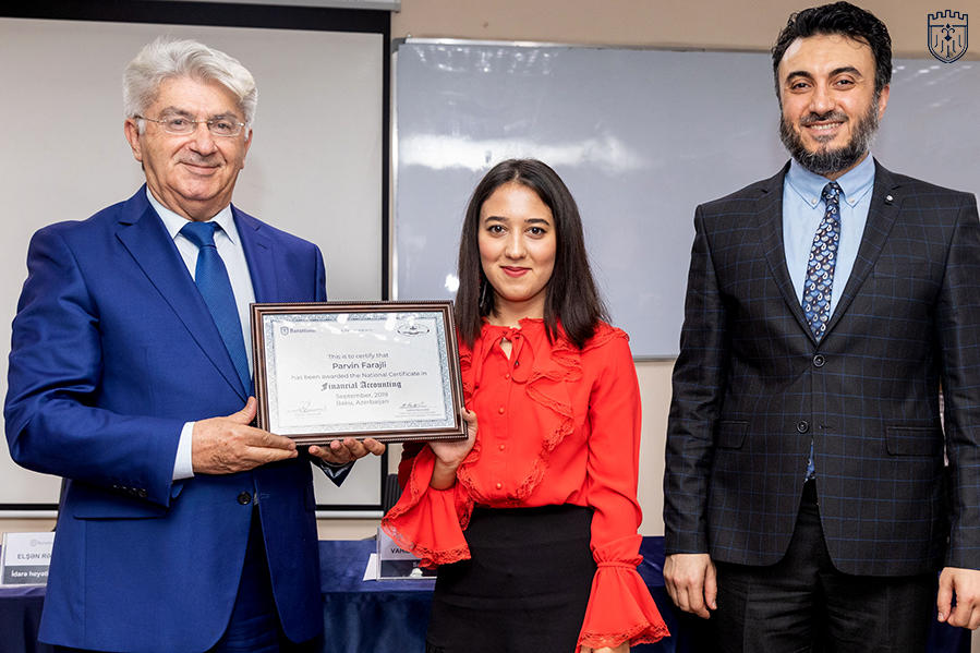 National Certificate Award Ceremony held in Barattson (PHOTO/VIDEO)